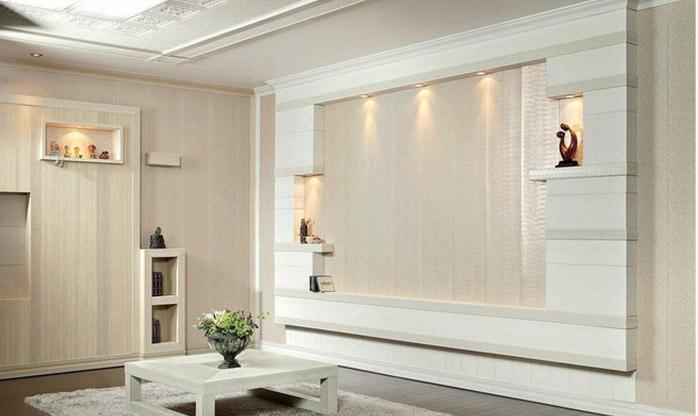 用竹木纤维集成墙板装修是什么体验?